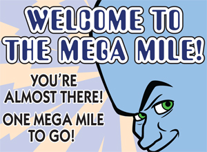Thumbnail of Megamind Marathon Banner