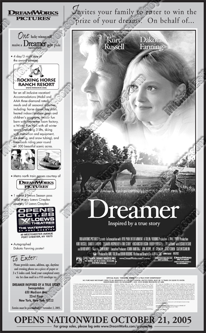 Dreamer NY Times Full Page