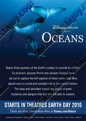 Oceans Flyer Synopsis