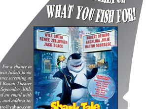 Thumbnail of Shark Tale Boston Metro Triangle Ad