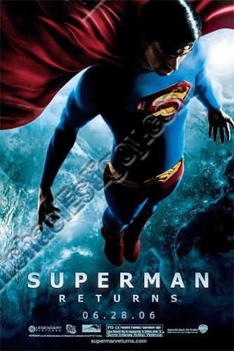Superman Returns - Bloomingdale's Flyer frontside